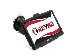 Автомобильный GPS Навигатор REYND K715 Pro + Сити Гид (68-17150-1)