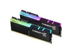 Оперативная память для компьютера DDR4 32GB (2x16GB) 3200 MHz TridentZ RGB Black G.Skill F4-3200C16D-32GTZR (U0314838)