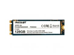 Накопитель SSD M.2 2280 128GB Patriot PS128GPM280SSDR (U0361855)