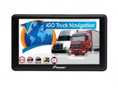 GPS навигатор Pioneer A76 для грузовиков с картой Европы (x707_76007)