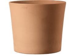 Горшок для растения Deroma Цилиндр 14 х 16 см Коричневый (000002923)