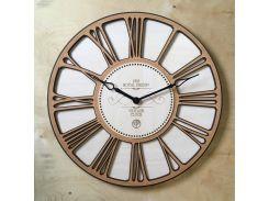 Настенные часы из ДВП DK Store Premium UGB052 (hub_orwc83657)