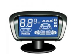 Парковочный радар ParkCity Kiev 818/302L Черный (15904)