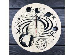Настенные часы 7Arts Космос (CL-0424)