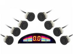Парктроник GT P Rainbow 8 Black (26250)