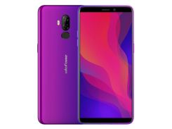 UleFone Power 3L 2/16GB Purple (DTD00123)