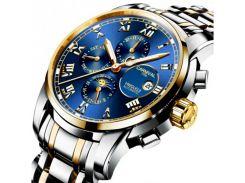 Мужские часы Carnival 8704 Серебристые