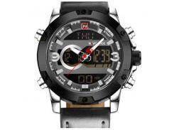 Мужские часы Naviforce 1274 Черные
