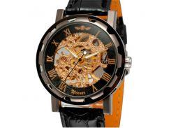 Мужские часы Winner 1119 Brown