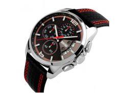 Мужские часы Skmei 1259 Black