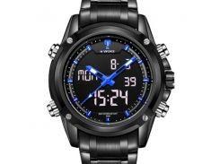 Мужские часы Naviforce 1299 Dark blue