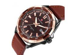 Мужские часы Naviforce 1064 Brown