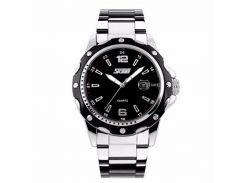 Мужские часы Skmei 1042 Серебристые