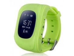 Детские смарт-часы Smart Baby Watch Q50 Салатовые (A6713871652)