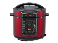 Мультиварка VITALEX VT-5202 Красная