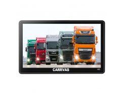 GPS-навигатор Carrvas 7 Truck GPS 256 МБ 8 ГБ Black