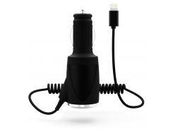 Автомобильное зарядное устройство CODE CCH-8P21 1A Apple Lightning 8-pin 5V (CCH-8P21)