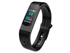 Умные часы UWatch Smart Skmei Braclet Nano B30 5099 Black