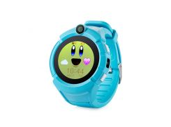Умные детские часы SBW Q360 Голубые (wfb360bu)