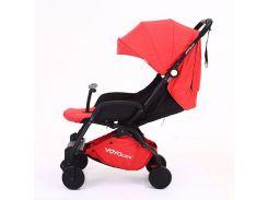 Прогулочная коляска YOYA Care Red (C2018BR)