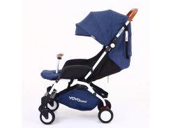 Прогулочная коляска YOYA Care Navy (C2018WN)