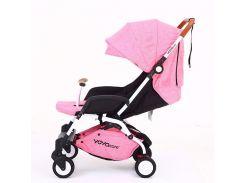 Прогулочная коляска YOYA Care Pink (C2018WP)