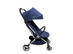 Прогулочная коляска YOYA Care Future Темно-синий