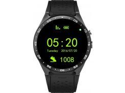 Смарт-часы King Wear KW88 Black (KW88B)