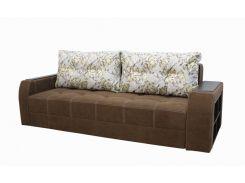 Диван Garnitur.plus Барон светло-коричневый 245 см (DP-145)