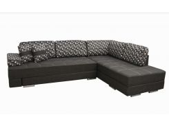 Угловой диван Garnitur.plus Палермо грей 295 см (DP-369)