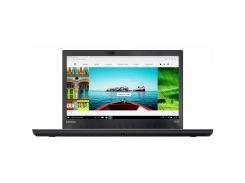 Ноутбук Lenovo ThinkPad T470 20HD000NRT Black (F00142816)