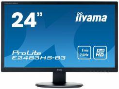 Монитор Iiyama E2483HS-B3