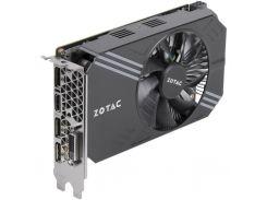 Видеокарта Zotac GeForce GTX1060 3072Mb MINI ZT-P10610A-10L (F00131211)