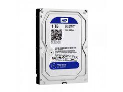 Жесткий диск Western Digital Blue 1TB 7200rpm 64MB WD10EZEX 3.5 SATA III (F00088569)