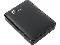 Жесткий диск Western Digital Elements 2TB WDBU6Y0020BBK-WESN 2.5 USB 3.0 External Black (F00143943)