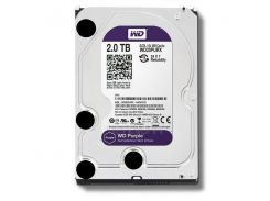 Жесткий диск Western Digital Purple 2TB 64MB 5400rpm WD20PURZ 3.5 SATA III (F00147079)