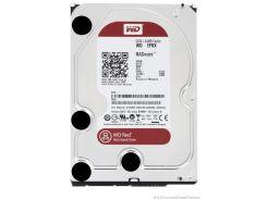 Жесткий диск Western Digital Red 1TB 5400rpm 64MB WD10EFRX 3.5 SATA III (F00088608)