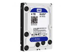 Жесткий диск Western Digital Blue 4TB 5400rpm 64MB WD40EZRZ 3.5 SATAIII (F00147077)