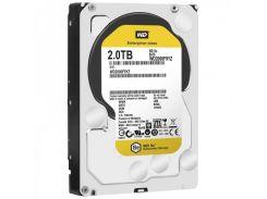 Жесткий диск Western Digital Gold 2TB 7200rpm 128MB WD2005FBYZ 3.5 SATA III (F00143982)
