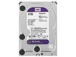 Жесткий диск Western Digital Purple 4TB 64MB 5400rpm WD40PURZ 3.5 SATA III (F00147075)