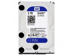 Жесткий диск Western Digital Blue 3TB 5400rpm 64MB WD30EZRZ 3.5 SATAIII (F00141924)