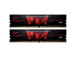 Оперативная память G.Skill DDR4-3000 16384MB PC4-24000 Kit of 2x8192 Aegis (F4-3000C16D-16GISB)