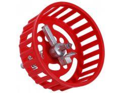 Циркуль для резки плитки Intertool - 20-100 мм решетка-опора Красный (HT-0339)