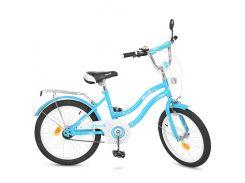 """Велосипед детский PROF1 20"""" Blue (hub_GRHk87105)"""