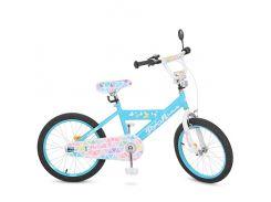 """Велосипед детский PROF1 20"""" Light Blue (hub_ZduG85327)"""