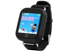 Смарт-часы UWatch Q100s Kid smart watch Black (70_1346000)
