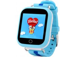 Смарт-часы UWatch Q100s Kid smart watch Blue (70_1345900)