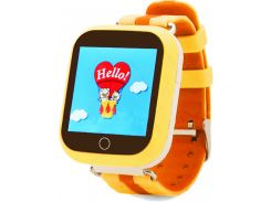 Смарт-часы UWatch Q100s Kid smart watch Orange (70_1345800)