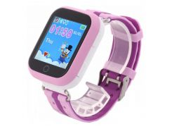 Смарт-часы UWatch Q100s Kid smart watch Pink (70_1345700)