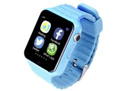 Смарт-часы UWatch Smart GPS V7K Blue (70_1353900)